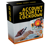 Account Security Lockdown Video Upsell