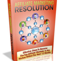 Affiliate Marketing Resolution