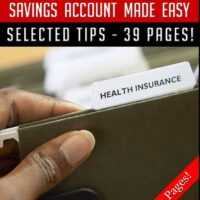 Health Insurance And Health Savings Account Made Easy