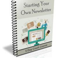 Start Your Own Newsletter
